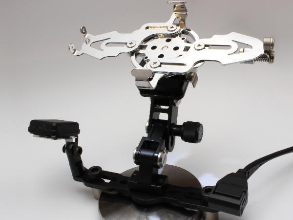 metalholder black arm