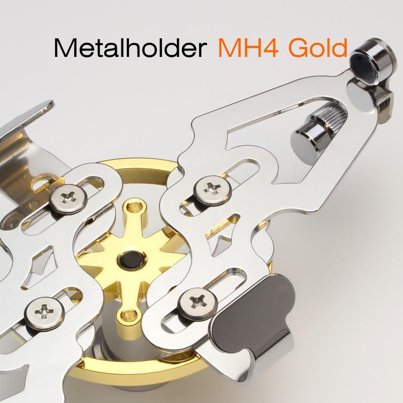 MH4 gold スマホホルダー